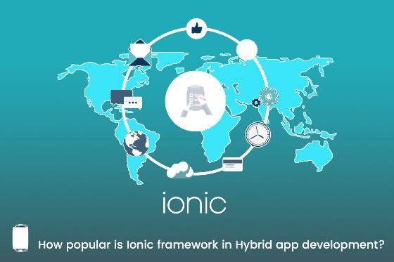 How Popular is Ionic Framework in Hybrid App Development?