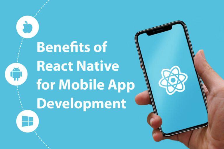 react native benefits